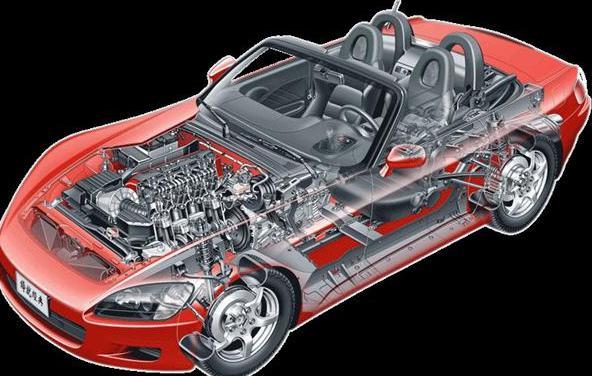 汽车发动机是为汽车提供动力的发动机,是汽车的心脏,影响汽车的动力性